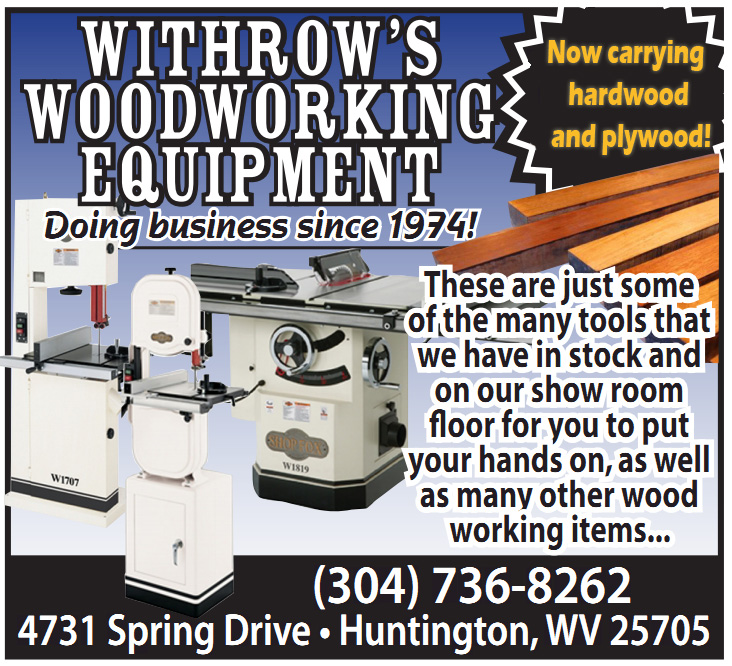 withrow sharpening service and sales